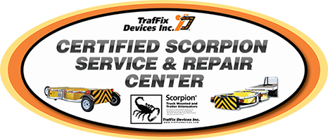 Certified Scorpion Repair Center
